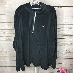 Tommy Bahama Long Sleeve Velour Shirt Size 2X